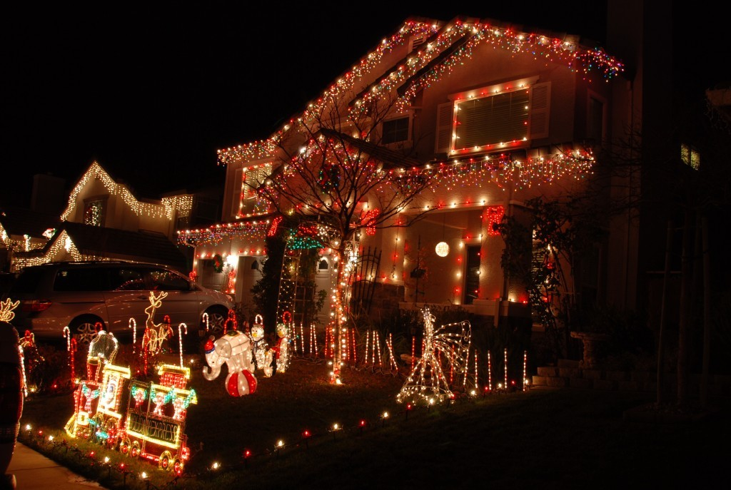 best local christmas lights