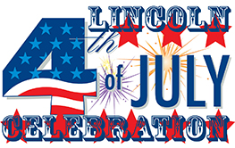 4th of July Lincoln fireworks